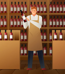 Wine Production Composition