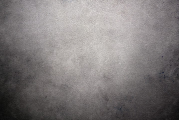 Leather texture to use as grey black luxury background