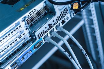 server equipment, data center