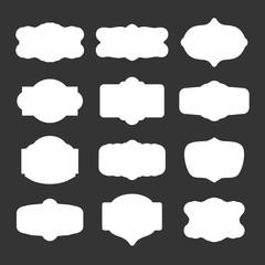 Vintage creative design templates