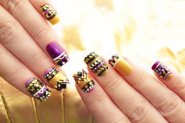 Nail Designs Photos Royalty Free Images Graphics Vectors
