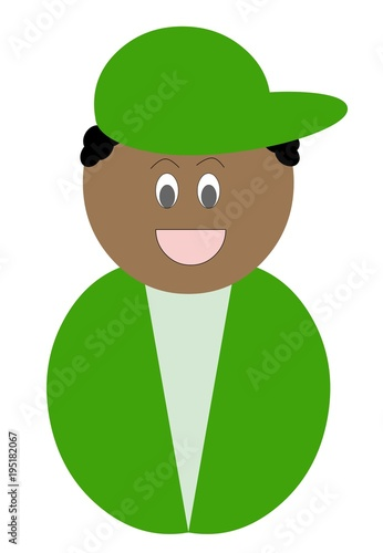 Garoto De Bone Verde Stock Photo And Royalty Free Images On