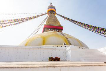 A Stupa in Kathmandu