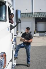 Truck dispatch