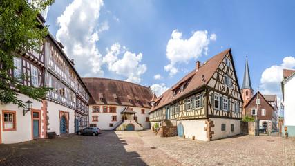 Michelstadt, Altstadt