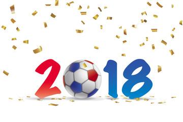 2018 FOOTBALL PAYS-BAS