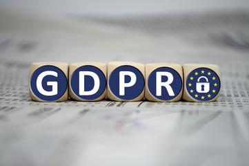 DSGVO GDPR datenschutzgrundverordnung, general data protection regulation