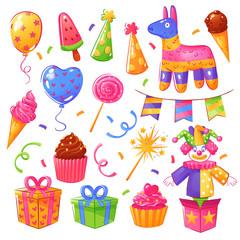 Birthday Party Celebration Set