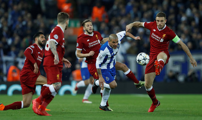 Champions League Round of 16 Second Leg - Liverpool vs FC Porto