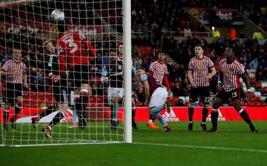 Championship - Sunderland vs Aston Villa