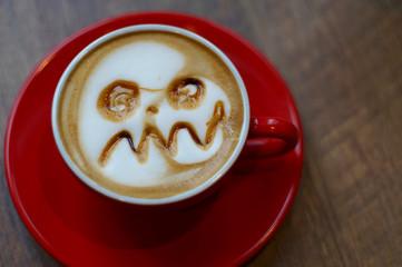 ラテアート コーヒー
