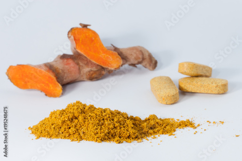Turmeric in phitotherapy, nutrition, and in natural medicine