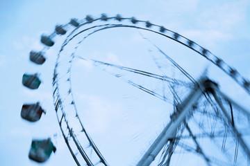 Ferris Wheel Background