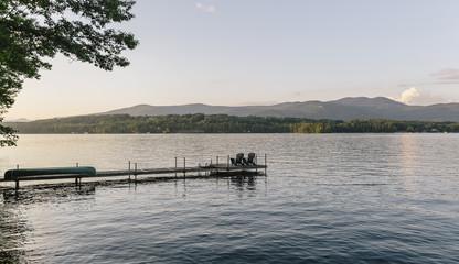 Lake Winnepesaukee Sunset