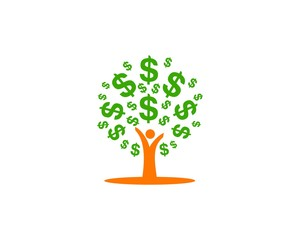 tree money symbol