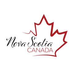 Canada Province Design - Nova Scotia