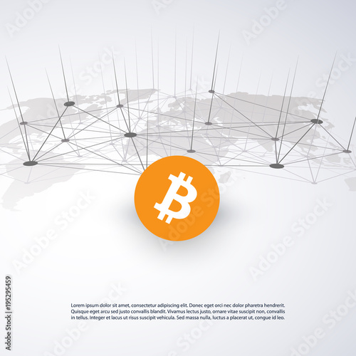 Networks business and global financial connections cryptocurrency networks business and global financial connections cryptocurrency bitcoin trading online banking and gumiabroncs Gallery