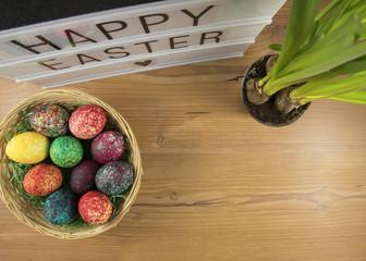Happy Easter von oben