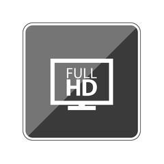 Full HD - Reflektierender App Button