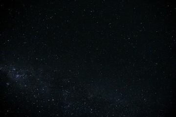 Sterne am Himmel, Milchstraße über Australien