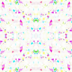 Seamless colorful pattern for design. Suitable for background backdrop texture, fabric textile, wallpaper and wrapping paper.