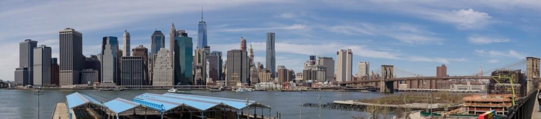 New York - Manhattan Skyline