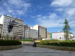 Ferrol ,ciudad  de la provincia de La Coruña, en Galicia (España)