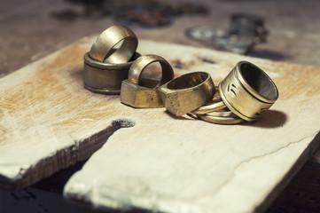 The work of jewelers
