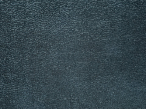 Black leather texture. Blank background