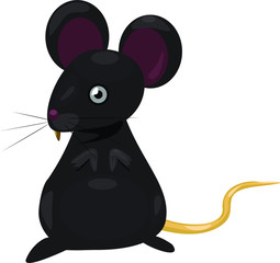 illustrator rat