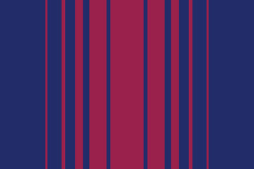 the colors of FC Barcelona. illustration
