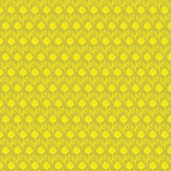 Background patterns with floral design