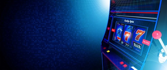 Casino Slot Game Banner