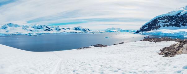 Crystal blue, Antarctica