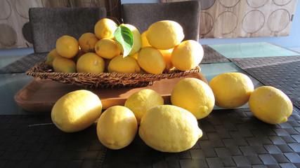 Lemons of Palm Springs