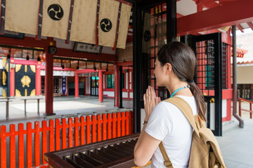 the traditional culture of Naminoue Shrine.