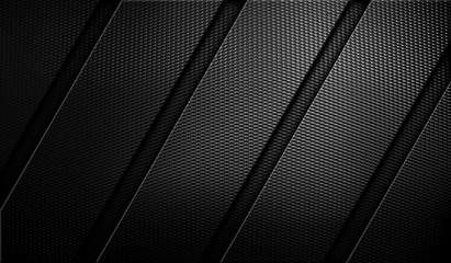 black metal mesh design background