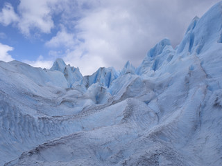 mini-trekking on Perito Moreno Glacier