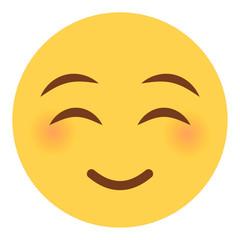 Emoji glücklich