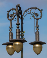Gas Streetlamp Berlin