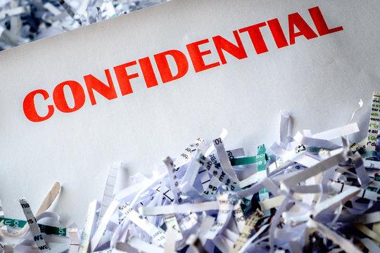 Confidential shredding 4