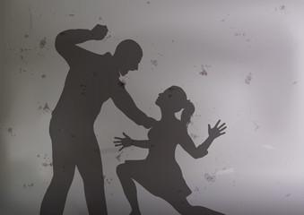 violence - agression - viol - femme - violence - drame - conjugal - victime - jalousie - brutal - harcèlement