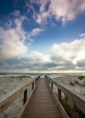 Boardwalk to the Atlantic