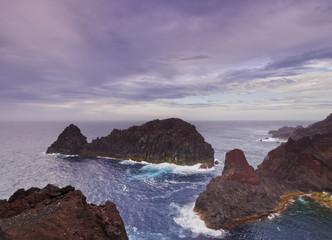 Ilheu da Baleia (Whale Islet), Graciosa Island, Azores, Portugal, Atlantic, Europe