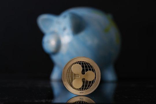XRP Ripple, das Sparschwein der Banken. 6