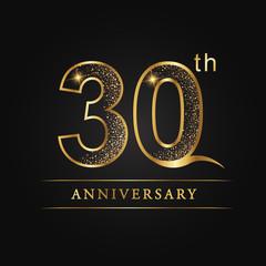 anniversary,aniversary, thirty years anniversary celebration logotype. 30th anniversary logo, 30th years, 30
