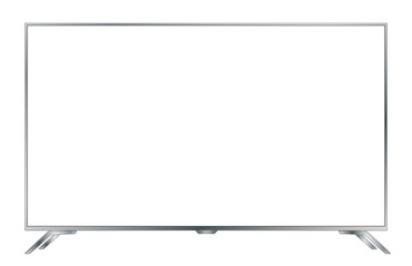 4k TV Vector Screen. UHD Sign. TV Ultra HD Resolution Format vector eps 10