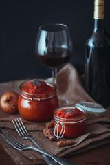 Mash Tomatoes