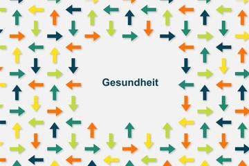 Wallpaper Pfeile - Gesundheit