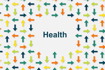 Wallpaper Pfeile - Health